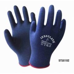 赛立特 13G蓝色保暖手套 ST58102 8/M