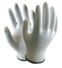 赛立特 10针白色复合丝针织内胆手套  ST59103 8/M