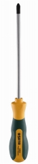 世达 G系列三色柄十字形螺丝批#1x200MM 63614