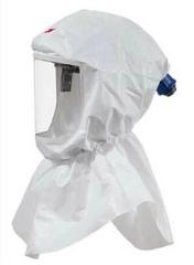 3M S-655 S系列头罩长管供气式呼吸防护系统头罩