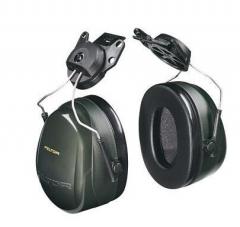 3M OPTIME 101系列 PELTOR H7P3E 挂安全帽式耳罩